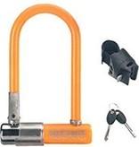 Kryptonite Kryptonite Series 2 Mini-7 U-Lock Orange*