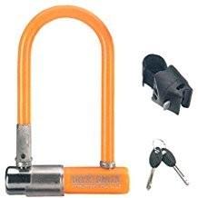 Kryptonite Krypto series 2 Mini-7 U-Lock Org