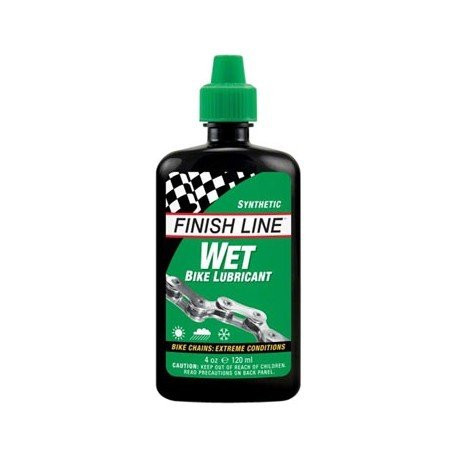 Finish Line Finish Line WET Lube 4oz Drip
