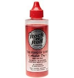 Rock N Roll Lubrication Rock N'Roll Dry Red 4oz