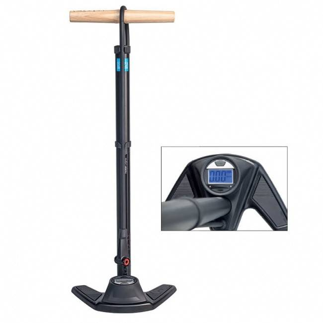 Shimano Shimano Pro Floor Pump Team Digital