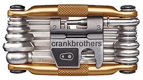 Crank Brothers Crank Bros Multi-19 Tool Gold