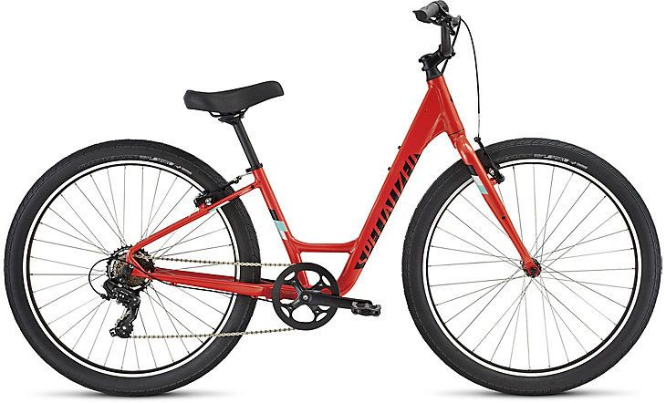 Specialized Roll V Step Thru Red/Turq Lg 2018