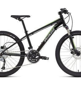 Specialized Hotrock 24 XC Disc Blk/Grn/Wh 13 2017