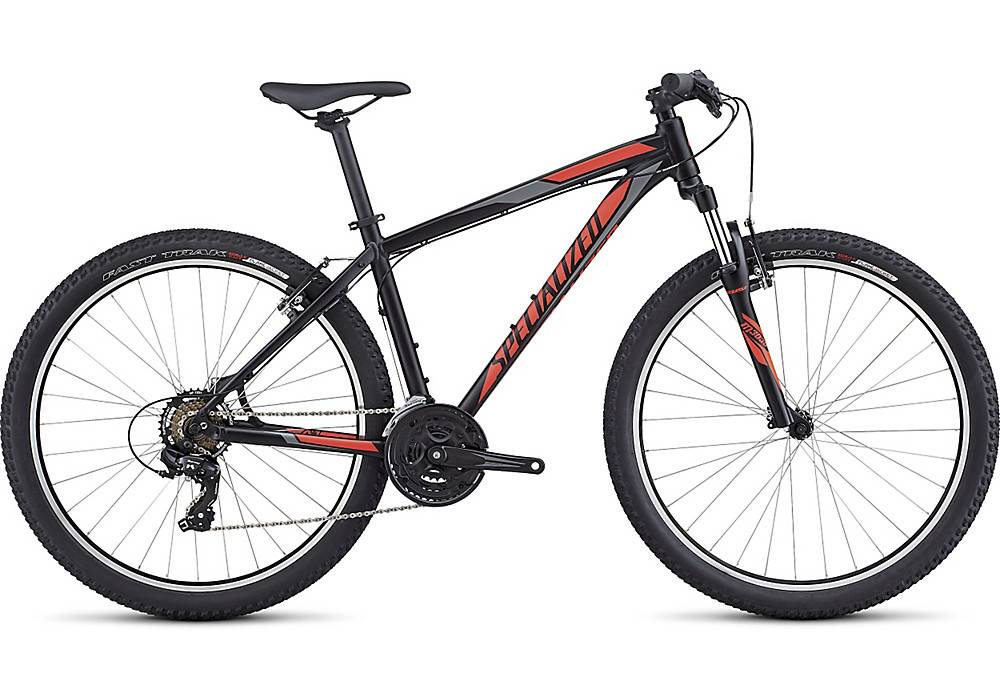 Specialized Hardrock 650b Blk/Char/Red Small 2017