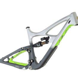 Ibis Cycles Ibis Mojo HD4 Frame Medium Silver, Fox DPX2, Fox 36 160mm 27.5 Factory
