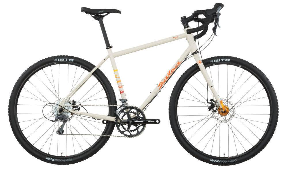 Salsa Cycles Vaya Claris 57cm Cream