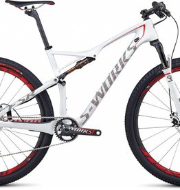 Specialized S-Works Epic Carb 29 White Large 2015