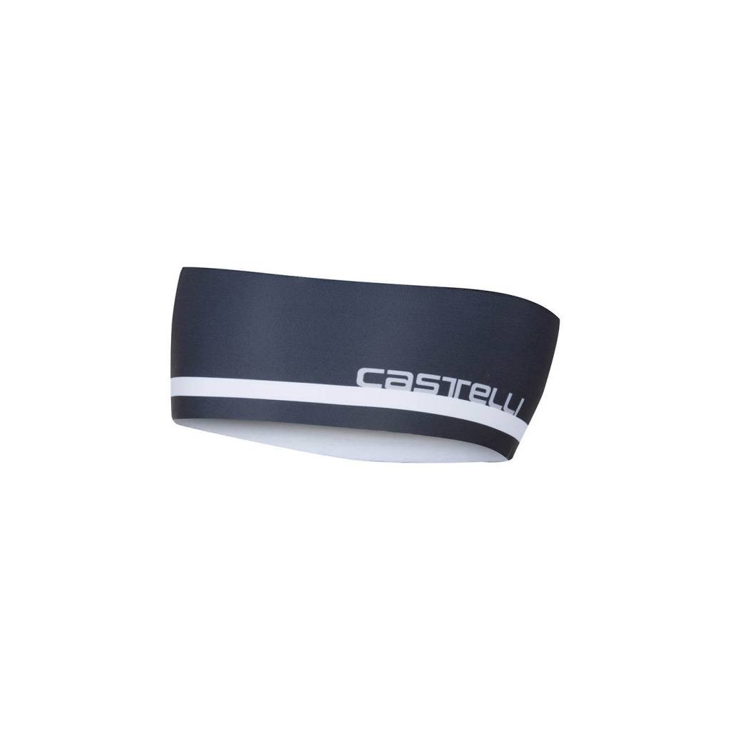 Castelli Arrivo 2 Thermo Headband Black