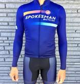 Spokesman Bicycles Mens Jersey 2017