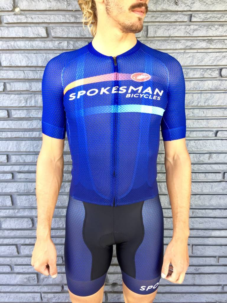 Spokesman Bicycles Mens Jersey 2017