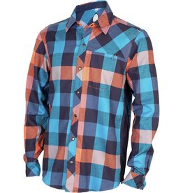 Club Ride Shaka Men's Long Sleeve Flannel Top