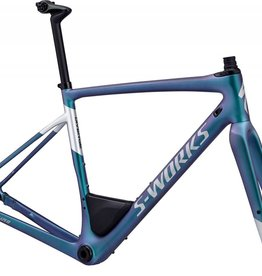 Specialized S-Works Diverge Frameset Oil/Silver