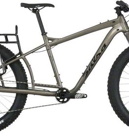 Salsa Salsa Blackborow GX Eagle Bike Large Gunmetal