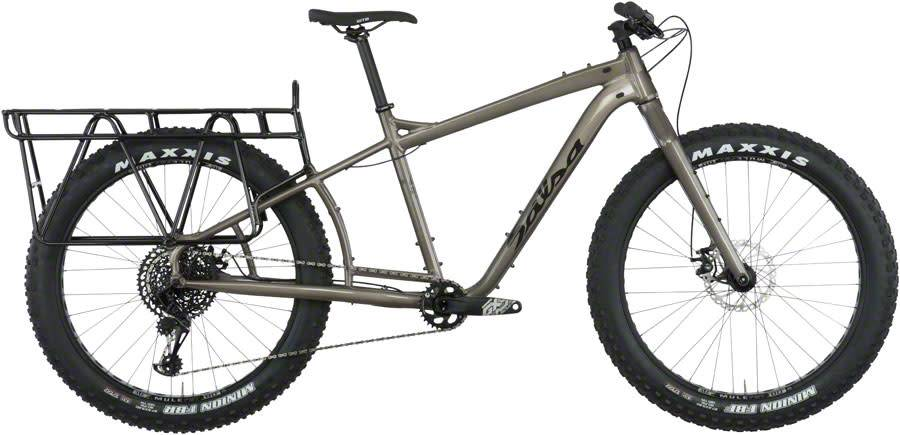 Salsa Cycles Blackborow GX Eagle Bike Large Gunmetal
