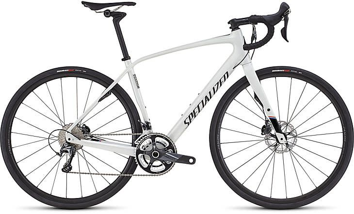 Specialized Diverge Expert Carbon White/Satin 56 2017