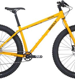 """Surly Surly Karate Monkey 27.5+ Bike Small """"Rhymes With"""" Orange"""