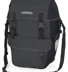 Ortlieb Bike-Packer Plus Granite/Black