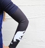 Spokesman Bicycles Arm Warmers Black 2017