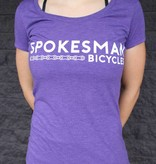 Spokesman Bicycles Cali Bear Shirt Women's