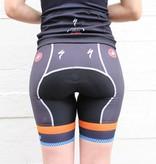 Spokesman Bicycles CX Team Bibshorts Womens X2 2017