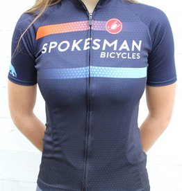 Spokesman Bicycles Spokesman Womens Jersey 2017
