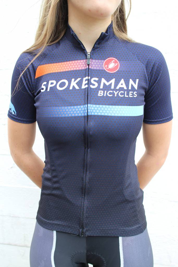 Spokesman Bicycles Spokesman Women's Jersey 2017