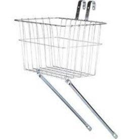 WALD Wald 135 Deep Basket w/ Struts Silver