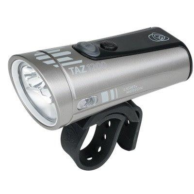 Light & Motion Taz 1200 Silver/Black
