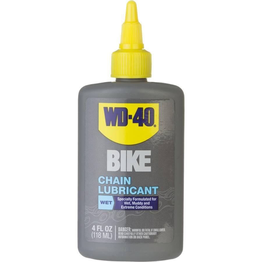 WD-40 Bike Wet Lube 4oz