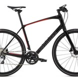 Specialized Sirrus Pro Carbon 2018 Black/Red XL
