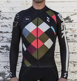 Donkey Label Team Cross Long Sleeve Jersey