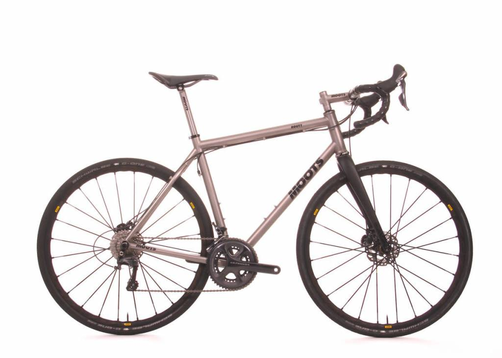 Moots Routt w/Sram Force 22
