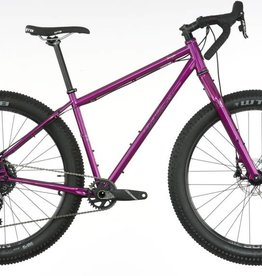 Salsa Cycles Fargo Rival 1 27.5+ Bike XL Purple