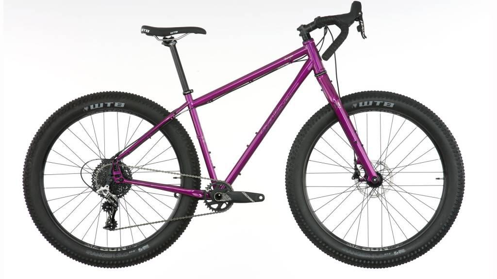Salsa Salsa Fargo Rival 1 27.5+ Bike XL Purple
