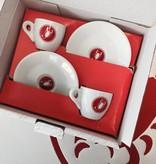 Castelli Espresso Cup Set