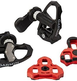 Garmin Garmin Vector 2 Power Meter Pedal Pair: Large, Fits Cranks Up To 44mm Wide x 15-18mm Thick