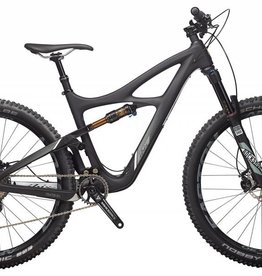 Ibis Cycles Ibis Mojo 3 XT, Pike, Float Medium Black