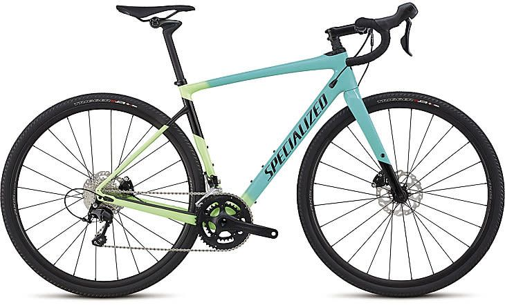 Specialized Diverge Comp Women's Cali Fade/Black 52