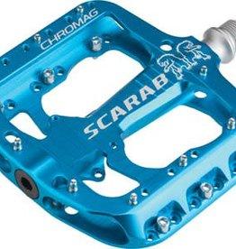 Chromag Chromag Scarab Platform Pedals Blue (430g)