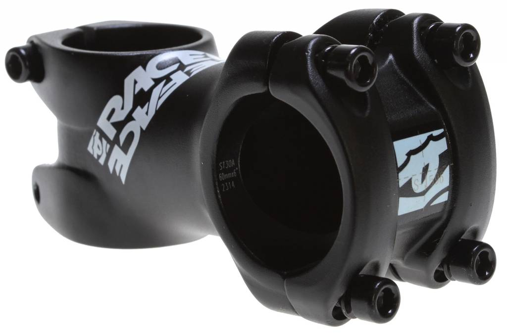 RaceFace Race Face Ride XC Stem 60mm +/- 6 degree Black