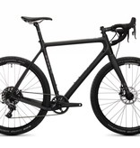 Ibis Cycles Ibis Hakka MX 58 Coal SRAM Rival D30 Carbon Wheelset