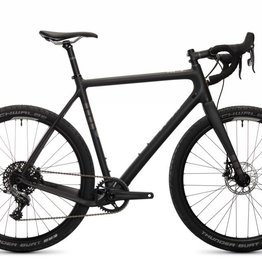 Ibis Cycles Ibis Hakka MX 58 Coal SRAM Rival D30 Carbon Wheelset