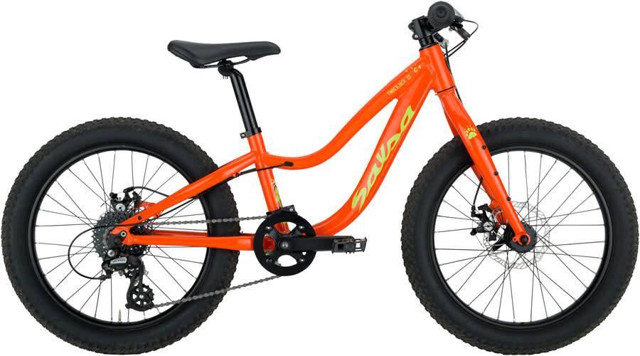 Salsa Cycles Timberjack 20+ Bike Orange
