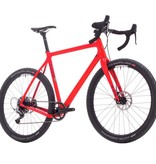 Ibis Cycles Hakka MX Sram Rival 58 Red Alu Wheels