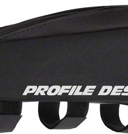 Profile Design Profile Design Aero E-Pack Top Tube/Stem Bag Black