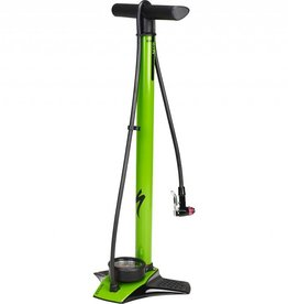 Specialized Air Tool MTB 40 PSI Floor Pump Green
