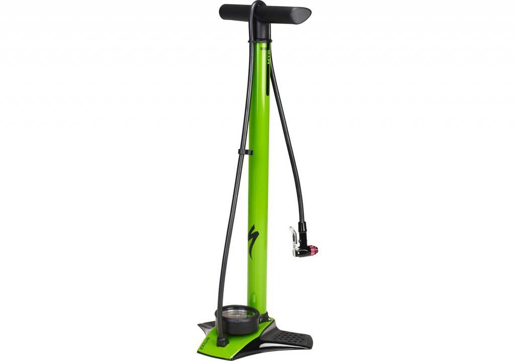 Specialized Spec Air Tool MTB 40 PSI Floor Pump Green