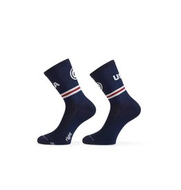Assos Assos USA Cycling Sock