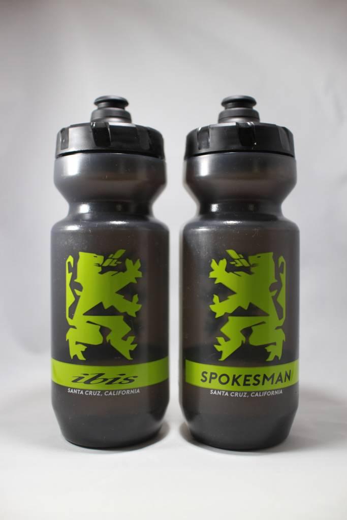 Spokesman Bicycles Spokesman x Ibis Hakka MX Bottle 22oz